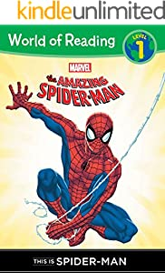 The Amazing Spider-Man: This is Spider-Man (Level 1 Reader) (Marvel Reader (ebook))