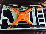 Camera Vault Autel Robotics XStar Props On Travel Case-Black Seahorse Case with Black Foam Insert