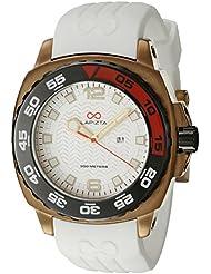 LAPIZTA Audax 300M Diver's Watch – 43mm White and Gold L22.1304