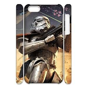 linJUN FENGC-EUR Diy 3D Case Star Wars for ipod touch 5