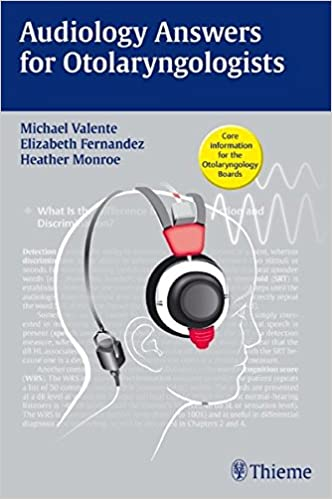 Book Audiology Answers for Otolaryngologists