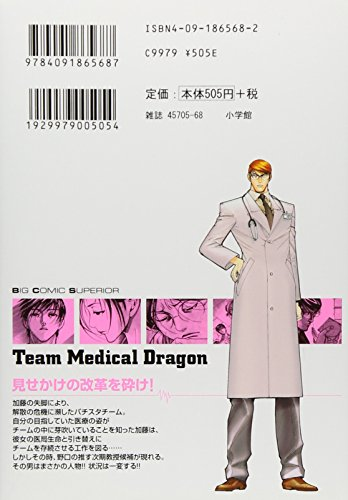 Iryu - Team Medical Dragon Vol.8 [In Japanese]