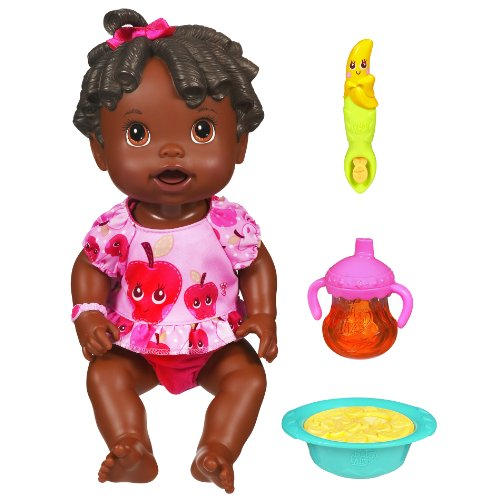 Baby Alive Baby All Gone - African American