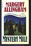 Mystery Mile, Margery Allingham, 0786701684