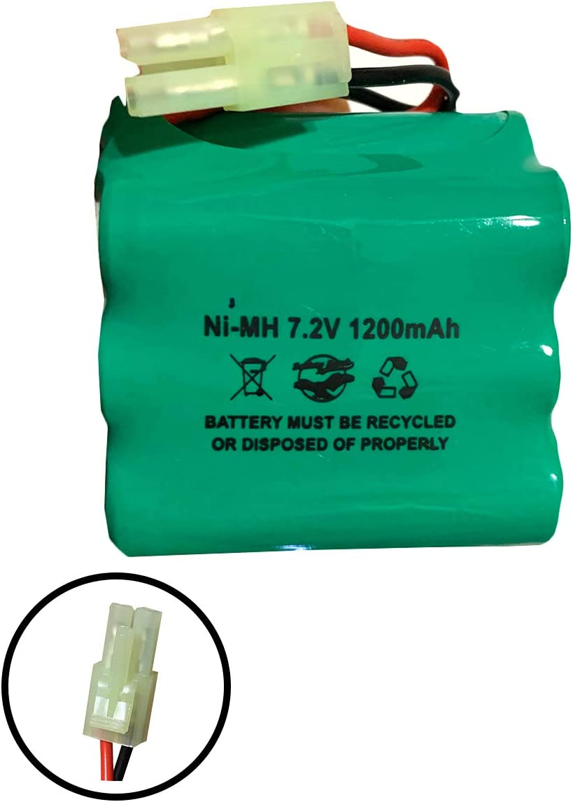 XB2950 Shark Battery 7.2v 1200mAh Ni-MH Pack V2950 V2950A V2945Z V2945 Carpet Sweeper