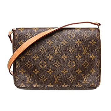 77d7a2ccf63 Louis Vuitton Monogram Canvas Leather Tango Shoulder Bag  Amazon.co.uk   Luggage