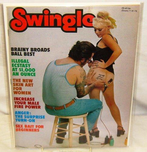 Swingle Brainy Broads, Ball Best Volume 13, Number 3, January 1977