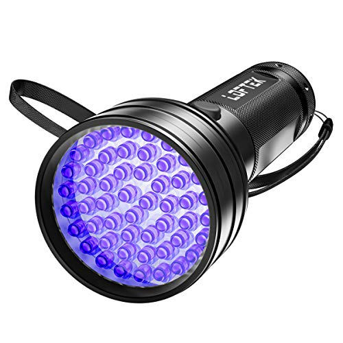 LOFTEK UV Flashlight Black