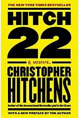 Hitch-22: A Memoir Paperback