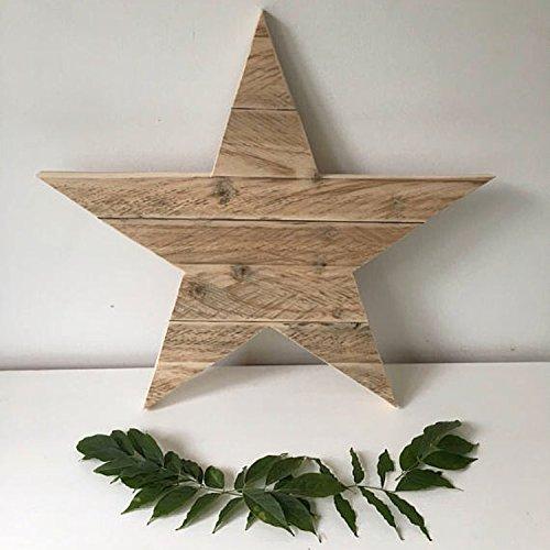 Amazon.com: Wooden Star - Pallet Wood Star - Rustic Star