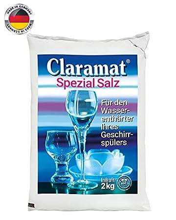 Claramat Spezial Salz 8kg
