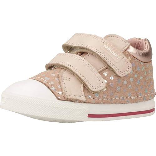 Zapatillas para niña, Color Rosa, Marca PABLOSKY, Modelo Zapatillas para Niña PABLOSKY 036085 Rosa: Amazon.es: Zapatos y complementos