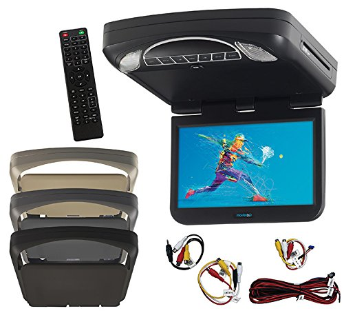 Voxx MTG13UHD 13.3'' HD Overhead DVD Monitor with HD Inputs by Audiovox