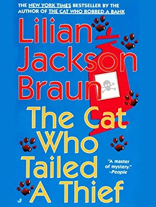 book cover of The Cat Who Tailed A Thief
