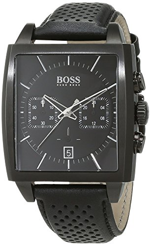 Boss HB-1005 Chrono 1513357 Mens Chronograph Solid Case