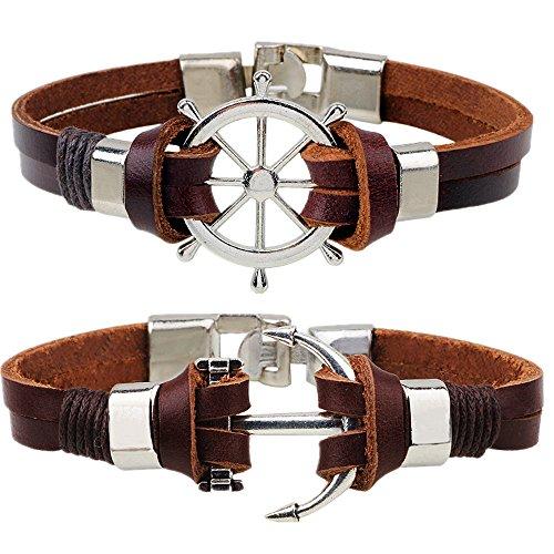Anchor Rudder Bracelets - 2