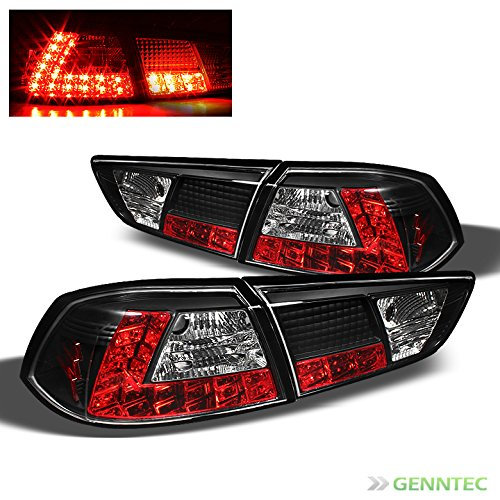 Evo 10 Led Tail Lights