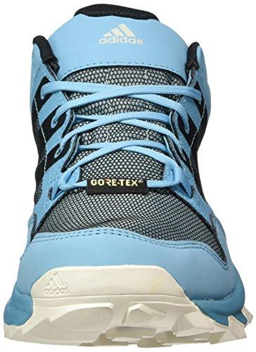 adidas Damen Kanadia 7 TR GTX W Traillaufschuhe Mehrfarbig (Vapour Blue /core Black/clear Aqua)