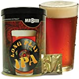 Mr. Beer Long Play IPA Homebrewing Craft Beer Refill Kit