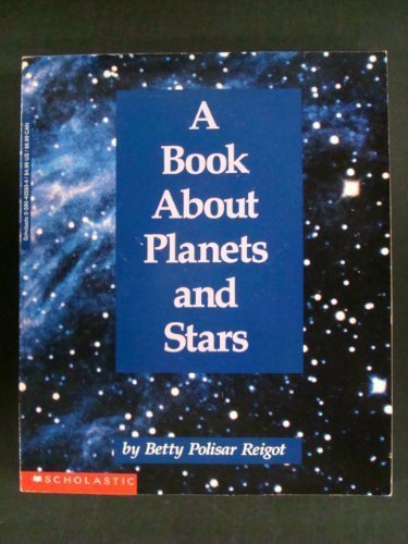 Book About Stars - A Book About Planets and Stars