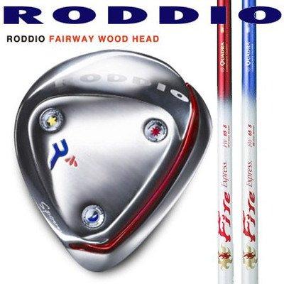 RODDIO フェアウェイウッド FIRE EXPRESS FW 65(ブルー) #3/SPOON B01BLXYSCU