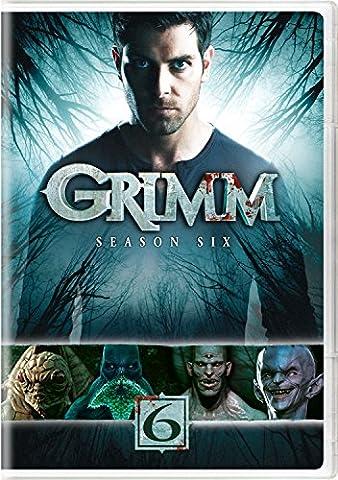 Grimm: Season Six (Grimm Dvd Season 4)