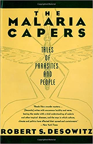 The malaria capers tales of parasites and people robert s the malaria capers tales of parasites and people robert s desowitz 9780393310085 amazon books fandeluxe Choice Image