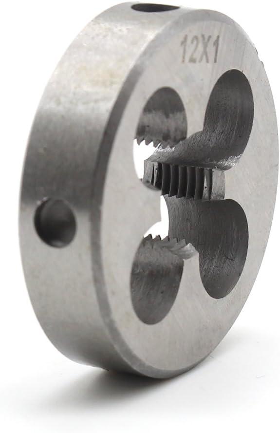 12mm X 1 Metric Right Hand Thread Die M12 X 1.0mm Pitch