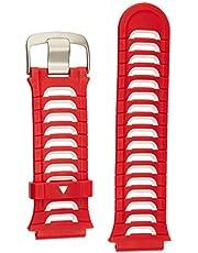 Garmin Forerunner 920XT Replacement Bands (White/Red)