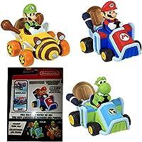 Jakks pacific uk - Super Mario - Figura Coin Racers (Varios Modelos)