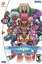 "Dreamcast CGC Huge Poster Glossy Finish - Phantasy Star Online - Sega DC - SDC069 (24"" x 36"" (61cm x 91.5cm))"