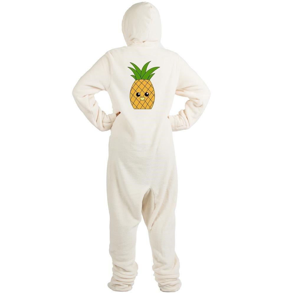Amazon.com  CafePress - Pineapple - Novelty Footed Pajamas d8f3ab7f6