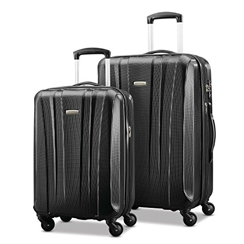 Samsonite Pulse Dlx Lightweight 2 Piece Hardside Set (20