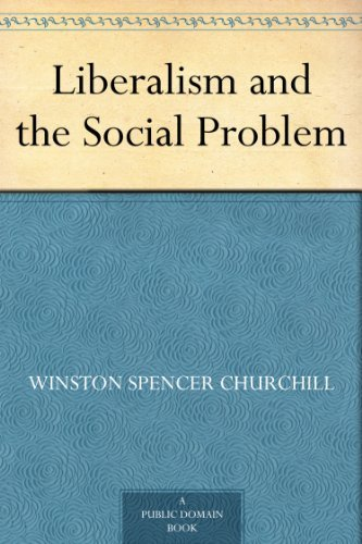 Liberalism and the Social Problem - Winston Contemporary Print