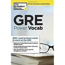 GRE Power Vocab
