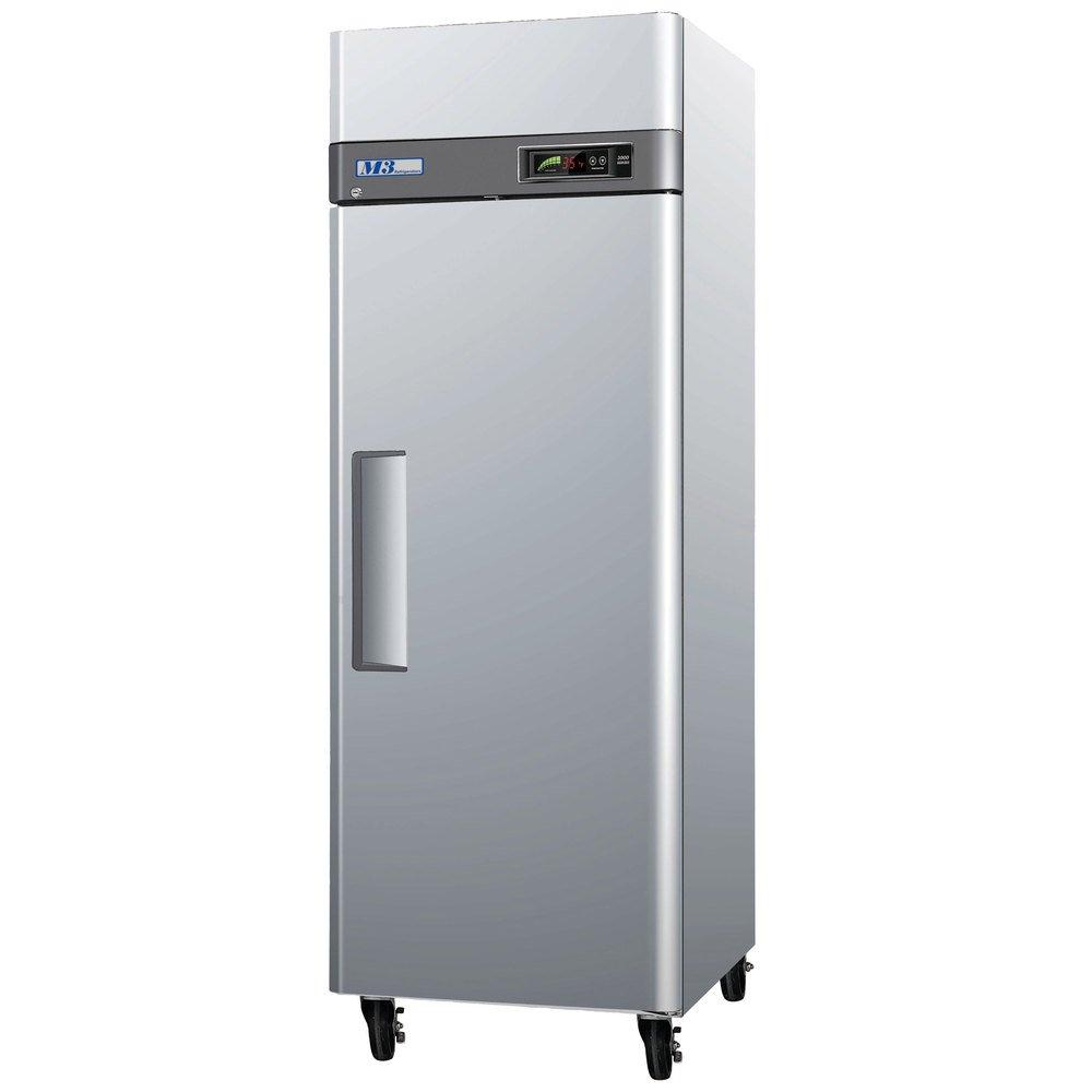 Turbo Air M3F19-1 26 Inch Solid 1-Door Freezer