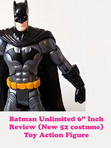 Rent A Batman Costume (Review: Batman Unlimited 6