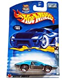 Red Line Series #3 Side Kick #2002-105 Collectible Collector Car Mattel Hot Wheels 1:64 Scale