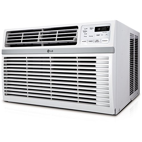 LG LW1516ER 15,000 BTU 115V Window-Mounted AIR Conditioner with Remote Control - Lg Air Conditioning Units
