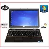 """Dell Latitude E6520 Windows 7 Pro Laptop - i7 2.7GHz / 8GB / 1TB HDMI WiFi 15.6"""" Refurbished Notebook"""