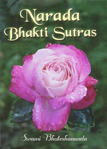 Narada Bhakti Sutras Narada