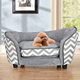 BBBuy Pet Bed Sofa Elevated Puppy Couch Sleeping Beds with Soft and Washable Cushion for Small Dog Cat
