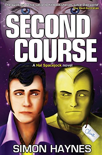 Hal Spacejock: Second Course by Simon Haynes ebook deal