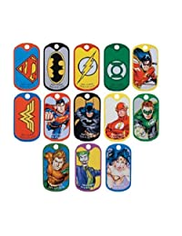 DC Comic Super Hero Dog Tags (2 Dozen) by DC Comics
