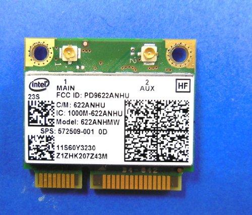 IBM Lenovo Thinkpad T410 2522-25U WIFI Wireless Card 572509-001 622ANHU 622ANHMW