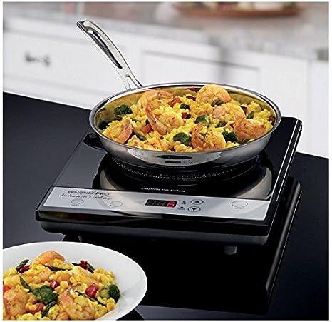 Amazon.com: Cuisinart Placa de inducción, Cuisinart plancha ...