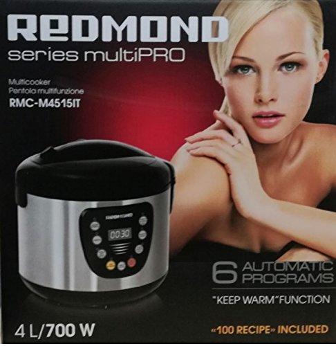 Multicooker REDMOND RMC-M4515IT - Italian 5055323606977