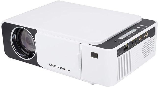 Tosuny Portable WiFi Projector 480p HD LED USB/HDMI/AV/VGA Puerto ...