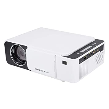 Tosuny Portable WiFi Projector 480p HD LED USB/HDMI/AV/VGA Puerto ...