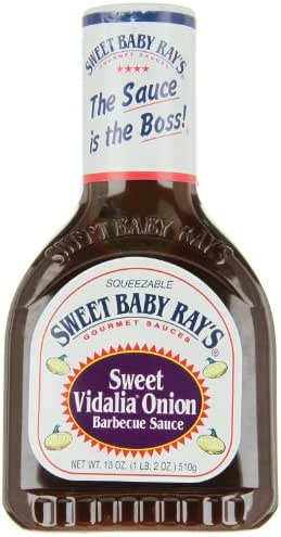 Sweet Baby Ray's Sweet Vidalia Onion